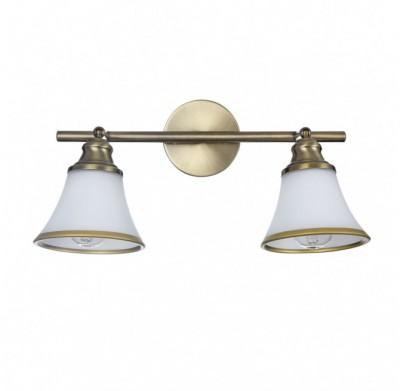 Настенно-потолочный светильник Freya FR2272-CW-02-BS Jasintaдвойные светильники споты<br>Компания «Светодом» предлагает широкий ассортимент люстр от известных производителей. Представленные в нашем каталоге товары выполнены из современных материалов и обладают отличным качеством. Благодаря широкому ассортименту Вы сможете найти у нас люстру под любой интерьер. Мы предлагаем как классические варианты, так и современные модели, отличающиеся лаконичностью и простотой форм.