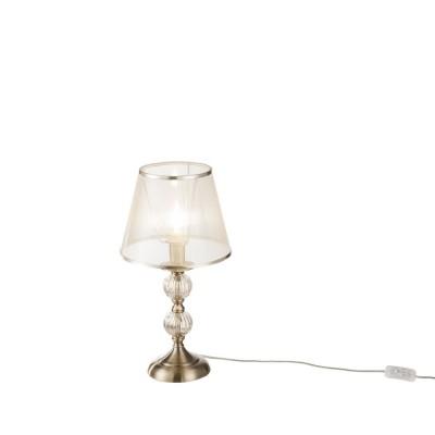 Настольная лампа Freya FR2685TL-01BZ Inessa фото