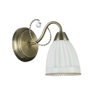 Бра Freya FR2757-WL-01-BZ Letiziaклассические бра<br><br><br>Тип лампы: Накаливания / энергосбережения / LED - светодиодная<br>Тип цоколя: E14<br>Цвет арматуры: Бронзовый<br>Количество ламп: 1<br>Ширина, мм: 115<br>Высота полная, мм: 200<br>Глубина, мм: 220<br>Высота, мм: 200<br>Поверхность арматуры: матовая<br>Оттенок (цвет): бронза<br>MAX мощность ламп, Вт: 40