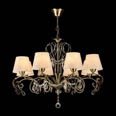 Люстра Freya FR2758-PL-08-BZ BitiПодвесные<br><br><br>S освещ. до, м2: 16<br>Тип лампы: Накаливания / энергосбережения / светодиодная<br>Тип цоколя: E14<br>Цвет арматуры: бронзовый<br>Количество ламп: 8<br>Диаметр, мм мм: 760<br>Высота, мм: 610<br>MAX мощность ламп, Вт: 40