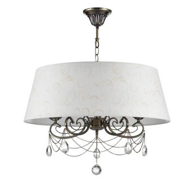 Люстра Freya FR2904-PL-05C-BZ Brossardлюстры подвесные классические<br><br><br>S освещ. до, м2: 10<br>Тип лампы: накаливания / энергосбережения / LED-светодиодная<br>Тип цоколя: E14<br>Цвет арматуры: бронзовый<br>Количество ламп: 5<br>Ширина, мм: 600<br>Глубина, мм: 600<br>Высота, мм: 435<br>MAX мощность ламп, Вт: 40
