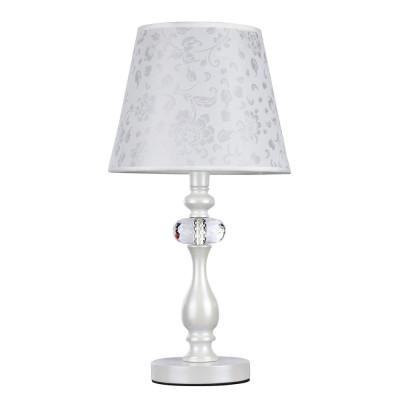 Настольная лампа Freya FR306-11-W AdelaideСовременные настольные лампы модерн<br>Настольная лампа – это не просто источник дополнительного освещения, но и оригинальный элемент декора. Его можно установить в спальне, гостиной, кабинете и других комнатах. Интернет-магазин «Светодом» предлагает настольные лампы разных стилей по доступным ценам. Благодаря большому ассортименту Вы обязательно найдете в нашем каталоге именно ту модель, которую искали.   Настольная лампа Freya FR306-11-W – прекрасный вариант для завершения интерьера. Ее можно включить одновременно с люстрой для более яркого освещения или без нее для создания уютной атмосферы, настраивающей на отдых.   Купить настольную лампу Freya FR306-11-W Вы можете с помощью виртуальной «Корзины» или по контактным номерам, указанным на сайте.<br><br>Цветовая t, К: 2500K<br>Тип цоколя: E14<br>Цвет арматуры: Жемчужный белый<br>Количество ламп: 1<br>Высота, мм: 480<br>MAX мощность ламп, Вт: 40