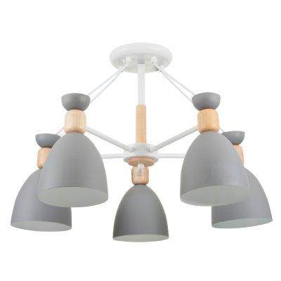 Потолочный светильник Freya FR5033CL-05W Deliaсовременные потолочные люстры<br>