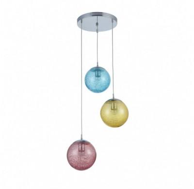 Купить Подвесной светильник Freya FR5343-PL-03-CH Leticia, Китай