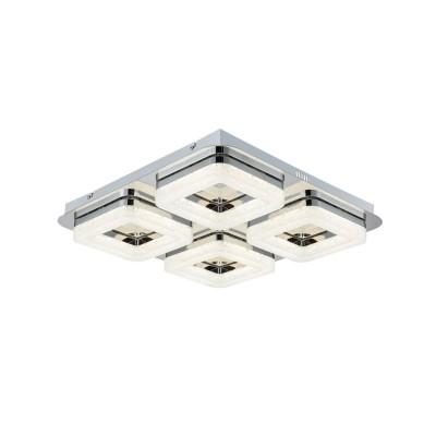 Потолочный светильник Freya FR6002CL-L41CH Сaprice фото