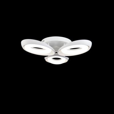 Светильник Freya FR6007CL-L51Wлюстры хай тек потолочные<br>Светильник Freya FR6007CL-L51W сделает Ваш интерьер современным, стильным и запоминающимся! Наиболее функционально и эстетически привлекательно модель будет смотреться в гостиной, зале, холле или другой комнате. А в комплекте с настенными бра и торшером из этой же коллекции, сделает интерьер по-дизайнерски профессиональным и законченным.