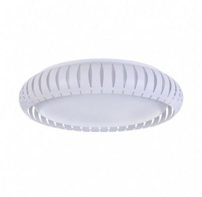 Потолочный светильник Freya FR6159-CL-24W-W Assantaкруглые светильники<br>Компания «Светодом» предлагает широкий ассортимент люстр от известных производителей. Представленные в нашем каталоге товары выполнены из современных материалов и обладают отличным качеством. Благодаря широкому ассортименту Вы сможете найти у нас люстру под любой интерьер. Мы предлагаем как классические варианты, так и современные модели, отличающиеся лаконичностью и простотой форм.<br><br>Тип лампы: LED - светодиодная<br>Тип цоколя: LED<br>Цвет арматуры: Белый<br>Диаметр, мм мм: 460<br>Высота полная, мм: 110<br>Высота, мм: 110<br>Поверхность арматуры: матовая<br>Оттенок (цвет): Белый<br>MAX мощность ламп, Вт: 24