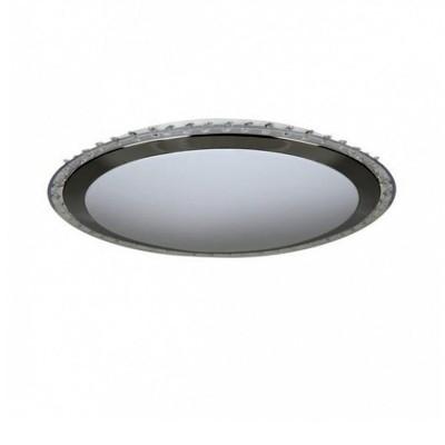 Люстра Freya FR6441-CL-30-W Gloryкруглые светильники<br><br><br>Цветовая t, К: 3000<br>Тип лампы: LED - светодиодная<br>Тип цоколя: LED, встроенные светодиоды<br>Цвет арматуры: Белый<br>Количество ламп: 1<br>Диаметр, мм мм: 428<br>Высота, мм: 72<br>Оттенок (цвет): серебристый<br>MAX мощность ламп, Вт: 30