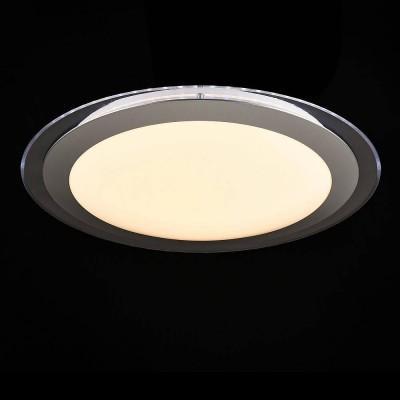 Freya Halo FR998-45-W СветильникКруглые<br>Настенно-потолочные светильники – это универсальные осветительные варианты, которые подходят для вертикального и горизонтального монтажа. В интернет-магазине «Светодом» Вы можете приобрести подобные модели по выгодной стоимости. В нашем каталоге представлены как бюджетные варианты, так и эксклюзивные изделия от производителей, которые уже давно заслужили доверие дизайнеров и простых покупателей.  Настенно-потолочный светильник Freya Halo FR998-45-W Светильник станет прекрасным дополнением к основному освещению. Благодаря качественному исполнению и применению современных технологий при производстве эта модель будет радовать Вас своим привлекательным внешним видом долгое время. Приобрести настенно-потолочный светильник Freya Halo FR998-45-W Светильник можно, находясь в любой точке России.<br><br>S освещ. до, м2: 24<br>Тип цоколя: LED 3600 LM<br>MAX мощность ламп, Вт: 60<br>Диаметр, мм мм: 549<br>Высота, мм: 98<br>Оттенок (цвет): Белый