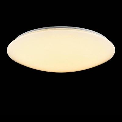 Freya Gloria FR999-45-W СветильникКруглые<br>Настенно-потолочные светильники – это универсальные осветительные варианты, которые подходят для вертикального и горизонтального монтажа. В интернет-магазине «Светодом» Вы можете приобрести подобные модели по выгодной стоимости. В нашем каталоге представлены как бюджетные варианты, так и эксклюзивные изделия от производителей, которые уже давно заслужили доверие дизайнеров и простых покупателей.  Настенно-потолочный светильник Freya Gloria FR999-45-W Светильник станет прекрасным дополнением к основному освещению. Благодаря качественному исполнению и применению современных технологий при производстве эта модель будет радовать Вас своим привлекательным внешним видом долгое время. Приобрести настенно-потолочный светильник Freya Gloria FR999-45-W Светильник можно, находясь в любой точке России.<br><br>S освещ. до, м2: 20<br>Тип цоколя: LED 3600 LM<br>MAX мощность ламп, Вт: 50<br>Диаметр, мм мм: 495<br>Высота, мм: 100<br>Оттенок (цвет): Белый