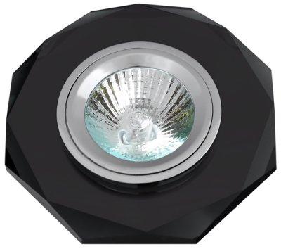 Светильник FT 846 MR16 черное стеклоКруглые<br>Встраиваемые светильники – популярное осветительное оборудование, которое можно использовать в качестве основного источника или в дополнение к люстре. Они позволяют создать нужную атмосферу атмосферу и привнести в интерьер уют и комфорт.   Интернет-магазин «Светодом» предлагает стильный встраиваемый светильник Degran FT 846 MR16 черное стекло. Данная модель достаточно универсальна, поэтому подойдет практически под любой интерьер. Перед покупкой не забудьте ознакомиться с техническими параметрами, чтобы узнать тип цоколя, площадь освещения и другие важные характеристики.   Приобрести встраиваемый светильник Degran FT 846 MR16 черное стекло в нашем онлайн-магазине Вы можете либо с помощью «Корзины», либо по контактным номерам. Мы развозим заказы по Москве, Екатеринбургу и остальным российским городам.<br><br>Тип лампы: галогенная<br>Тип цоколя: GU5.3 (MR16)<br>MAX мощность ламп, Вт: 50<br>Диаметр, мм мм: 110<br>Диаметр врезного отверстия, мм: 65