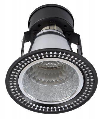 Светильник FT9943 E27 220v, черныйТочечные светильники с лампами накаливания<br>Встраиваемые светильники – популярное осветительное оборудование, которое можно использовать в качестве основного источника или в дополнение к люстре. Они позволяют создать нужную атмосферу атмосферу и привнести в интерьер уют и комфорт.   Интернет-магазин «Светодом» предлагает стильный встраиваемый светильник Degran FT9943 E27 220v, черный. Данная модель достаточно универсальна, поэтому подойдет практически под любой интерьер. Перед покупкой не забудьте ознакомиться с техническими параметрами, чтобы узнать тип цоколя, площадь освещения и другие важные характеристики.   Приобрести встраиваемый светильник Degran FT9943 E27 220v, черный в нашем онлайн-магазине Вы можете либо с помощью «Корзины», либо по контактным номерам. Мы развозим заказы по Москве, Екатеринбургу и остальным российским городам.<br><br>Тип лампы: накаливания<br>Тип цоколя: E27<br>Диаметр, мм мм: 112<br>Диаметр врезного отверстия, мм: 93<br>Высота, мм: 120<br>MAX мощность ламп, Вт: 60