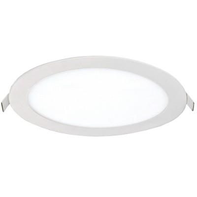 Светильник врезной Favourite 1341-24CКруглые LED<br>Встраиваемые светильники – популярное осветительное оборудование, которое можно использовать в качестве основного источника или в дополнение к люстре. Они позволяют создать нужную атмосферу атмосферу и привнести в интерьер уют и комфорт.   Интернет-магазин «Светодом» предлагает стильный встраиваемый светильник Favourite 1341-24C. Данная модель достаточно универсальна, поэтому подойдет практически под любой интерьер. Перед покупкой не забудьте ознакомиться с техническими параметрами, чтобы узнать тип цоколя, площадь освещения и другие важные характеристики.   Приобрести встраиваемый светильник Favourite 1341-24C в нашем онлайн-магазине Вы можете либо с помощью «Корзины», либо по контактным номерам. Мы развозим заказы по Москве, Екатеринбургу и остальным российским городам.<br><br>Крепление: пружина<br>Цветовая t, К: 2400-2800<br>Тип лампы: накаливания / энергосберегающая / светодиодная<br>Тип цоколя: LED<br>Количество ламп: 1<br>MAX мощность ламп, Вт: 24<br>Диаметр, мм мм: 300<br>Размеры: D300*H14<br>Высота, мм: 14<br>Поверхность арматуры: матовый<br>Цвет арматуры: белый
