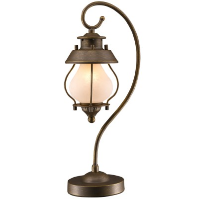 Светильник Favourite 1460-1TМорской стиль<br>Настольная лампа – это не просто источник дополнительного освещения, но и оригинальный элемент декора. Его можно установить в спальне, гостиной, кабинете и других комнатах. Интернет-магазин «Светодом» предлагает настольные лампы разных стилей по доступным ценам. Благодаря большому ассортименту Вы обязательно найдете в нашем каталоге именно ту модель, которую искали.   Настольная лампа Favourite 1460-1T – прекрасный вариант для завершения интерьера. Ее можно включить одновременно с люстрой для более яркого освещения или без нее для создания уютной атмосферы, настраивающей на отдых.   Купить настольную лампу Favourite 1460-1T Вы можете с помощью виртуальной «Корзины» или по контактным номерам, указанным на сайте.<br><br>Цветовая t, К: 2400-2800<br>Тип лампы: накаливания / энергосберегающая / светодиодная<br>Тип цоколя: E14<br>Количество ламп: 1<br>MAX мощность ламп, Вт: 40<br>Диаметр, мм мм: 180<br>Размеры: D180*H440<br>Высота, мм: 440<br>Поверхность арматуры: матовый<br>Цвет арматуры: золотой