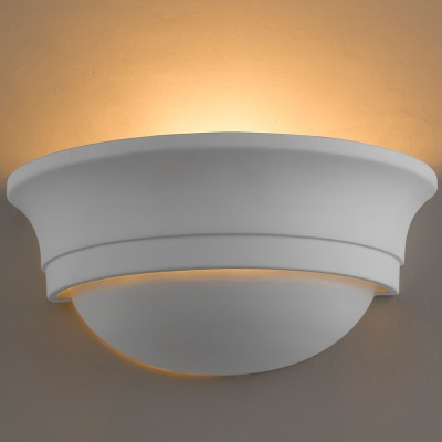 Светильник Favourite 1479-1WГипсовые<br><br><br>Цветовая t, К: 3000<br>Тип лампы: накаливания / энергосберегающая / светодиодная<br>Тип цоколя: E14<br>Количество ламп: 1<br>Ширина, мм: 270<br>MAX мощность ламп, Вт: 40<br>Диаметр, мм мм: 140<br>Размеры: W270*H130*D140<br>Высота, мм: 130<br>Цвет арматуры: белый