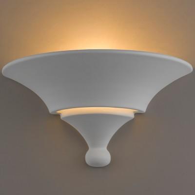 Светильник под покраску Favourite 1481-1WГипсовые<br><br><br>Цветовая t, К: 2400-2800<br>Тип лампы: накаливания / энергосберегающая / светодиодная<br>Тип цоколя: E14<br>Количество ламп: 1<br>Ширина, мм: 370<br>MAX мощность ламп, Вт: 40<br>Диаметр, мм мм: 185<br>Размеры: W370*H150*D185<br>Высота, мм: 150<br>Поверхность арматуры: матовый<br>Цвет арматуры: белый