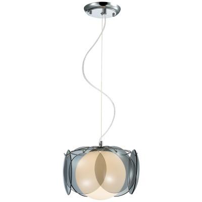 Люстра Favourite 1535-1PОдиночные<br><br><br>Крепление: планка<br>Тип товара: Люстра<br>Скидка, %: 15<br>Тип лампы: накаливания / энергосберегающая / светодиодная<br>Тип цоколя: E27<br>Количество ламп: 1<br>MAX мощность ламп, Вт: 40<br>Диаметр, мм мм: 310<br>Размеры: D310*H300/1770<br>Высота, мм: 1770<br>Поверхность арматуры: глянцевый<br>Цвет арматуры: серебристый