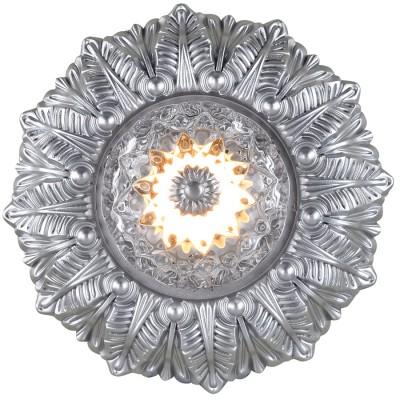 Светильник настенной-потолочный Favourite 1546-1CКруглые<br>Встраиваемые светильники – популярное осветительное оборудование, которое можно использовать в качестве основного источника или в дополнение к люстре. Они позволяют создать нужную атмосферу атмосферу и привнести в интерьер уют и комфорт.   Интернет-магазин «Светодом» предлагает стильный встраиваемый светильник Favourite 1546-1C. Данная модель достаточно универсальна, поэтому подойдет практически под любой интерьер. Перед покупкой не забудьте ознакомиться с техническими параметрами, чтобы узнать тип цоколя, площадь освещения и другие важные характеристики.   Приобрести встраиваемый светильник Favourite 1546-1C в нашем онлайн-магазине Вы можете либо с помощью «Корзины», либо по контактным номерам. Мы развозим заказы по Москве, Екатеринбургу и остальным российским городам.<br><br>Крепление: врезной<br>Цветовая t, К: 2400-2800<br>Тип лампы: накаливания / энергосберегающая / светодиодная<br>Тип цоколя: LED<br>Количество ламп: 1<br>MAX мощность ламп, Вт: 35<br>Диаметр, мм мм: 180<br>Выступ, мм: 50<br>Размеры: D180*H50<br>Поверхность арматуры: матовый<br>Цвет арматуры: серебристый