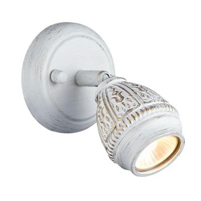 Светильник настенный бра Favourite 1585-1W SorentoОдиночные<br>Светильники-споты – это оригинальные изделия с современным дизайном. Они позволяют не ограничивать свою фантазию при выборе освещения для интерьера. Такие модели обеспечивают достаточно качественный свет. Благодаря компактным размерам Вы можете использовать несколько спотов для одного помещения.  Интернет-магазин «Светодом» предлагает необычный светильник-спот Favourite 1585-1W по привлекательной цене. Эта модель станет отличным дополнением к люстре, выполненной в том же стиле. Перед оформлением заказа изучите характеристики изделия.  Купить светильник-спот Favourite 1585-1W в нашем онлайн-магазине Вы можете либо с помощью формы на сайте, либо по указанным выше телефонам. Обратите внимание, что у нас склады не только в Москве и Екатеринбурге, но и других городах России.<br><br>S освещ. до, м2: 2<br>Крепление: планка<br>Тип лампы: галогенная/LED<br>Тип цоколя: GU10<br>Цвет арматуры: белый с золотистой патиной<br>Количество ламп: 1<br>Ширина, мм: 150<br>Размеры: W151*H100*D124<br>Длина, мм: 125<br>Высота, мм: 150<br>MAX мощность ламп, Вт: 35W