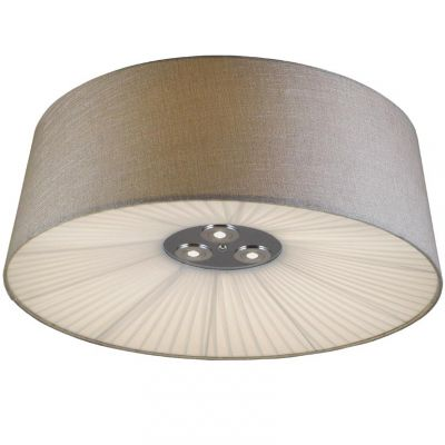 Люстра потолочная Favourite 1056-8cсовременные потолочные люстры модерн<br>Бежевая потолочная люстра отлично впишется в интерьер, который требует приглушенный свет<br><br>Установка на натяжной потолок: Да<br>S освещ. до, м2: 20<br>Крепление: Планка<br>Тип лампы: энергосбережения / LED-светодиодная<br>Тип цоколя: E27<br>Цвет арматуры: серебристый<br>Количество ламп: 8<br>Диаметр, мм мм: 700<br>Размеры: D700*H280<br>Высота, мм: 280<br>Оттенок (цвет): белый<br>MAX мощность ламп, Вт: 25 CFL,