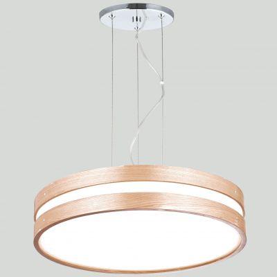 Люстра Favourite 1073-5pcПодвесные<br><br><br>Установка на натяжной потолок: Да<br>S освещ. до, м2: 20<br>Крепление: Планка<br>Тип товара: Люстра 2в1, потолочный/подвесной<br>Тип лампы: энергосбережения / LED-светодиодная<br>Тип цоколя: E27<br>Количество ламп: 5<br>MAX мощность ламп, Вт: 18 (CFL)<br>Диаметр, мм мм: 600<br>Размеры: D600*H120/1100<br>Высота, мм: 120 - 1100<br>Оттенок (цвет): белый<br>Цвет арматуры: серебристый