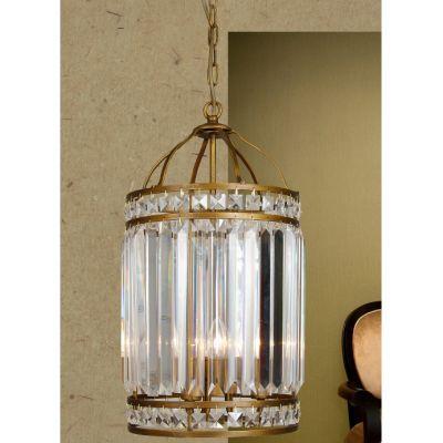 Люстра Favourite 1085-3pПодвесные<br><br><br>Установка на натяжной потолок: Да<br>S освещ. до, м2: 12<br>Крепление: Крюк<br>Тип товара: Люстра подвесная<br>Тип лампы: накаливания / энергосбережения / LED-светодиодная<br>Тип цоколя: E14<br>Количество ламп: 3<br>MAX мощность ламп, Вт: 40<br>Диаметр, мм мм: 270<br>Размеры: D270*H500<br>Высота, мм: 500<br>Оттенок (цвет): белый<br>Цвет арматуры: бронзовый