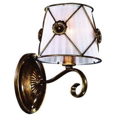 Светильник бра Favourite 1125-1wРустика<br><br><br>S освещ. до, м2: 4<br>Тип товара: Светильник настенный бра<br>Тип лампы: накаливания / энергосбережения / LED-светодиодная<br>Тип цоколя: E14<br>Количество ламп: 2<br>Ширина, мм: 150<br>MAX мощность ламп, Вт: 40<br>Диаметр, мм мм: 230<br>Размеры: W150*H250*D230<br>Расстояние от стены, мм: 230<br>Высота, мм: 250<br>Цвет арматуры: коричневый