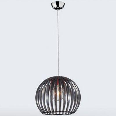 Светильник Favourite 1133-1pПодвесные<br><br><br>Установка на натяжной потолок: Да<br>S освещ. до, м2: 2<br>Крепление: Планка<br>Тип товара: Люстра подвесная<br>Скидка, %: 64<br>Тип лампы: накаливания / энергосбережения / LED-светодиодная<br>Тип цоколя: E27<br>Количество ламп: 1<br>MAX мощность ламп, Вт: 40<br>Диаметр, мм мм: 300<br>Размеры: D300*H310/900<br>Высота, мм: 310 - 900<br>Цвет арматуры: черный