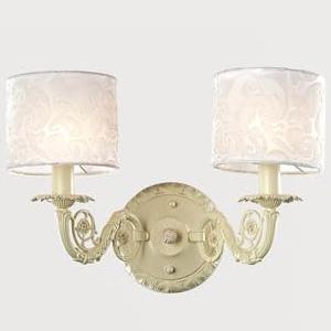 Светильник бра Favourite 1154-2wКлассические<br><br><br>S освещ. до, м2: 6<br>Тип лампы: накаливания / энергосбережения / LED-светодиодная<br>Тип цоколя: E14<br>Цвет арматуры: белый<br>Количество ламп: 2<br>Ширина, мм: 470<br>Диаметр, мм мм: 240<br>Размеры: W470*H300*D240<br>Расстояние от стены, мм: 169<br>Высота, мм: 300<br>MAX мощность ламп, Вт: 60