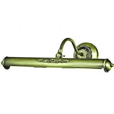 Светильник бра Favourite 1155-2wДля картин<br><br><br>S освещ. до, м2: 6<br>Тип лампы: накаливания / энергосбережения / LED-светодиодная<br>Тип цоколя: E14<br>Цвет арматуры: бронзовый<br>Количество ламп: 2<br>Ширина, мм: 370<br>Диаметр, мм мм: 210<br>Размеры: W370*D210*H110<br>Расстояние от стены, мм: 210<br>Высота, мм: 110<br>MAX мощность ламп, Вт: 25