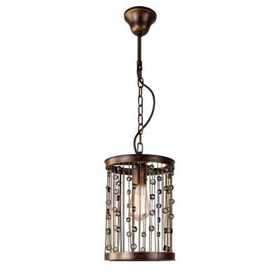 Люстра Favourite 1972-1P Mysteriumодиночные подвесные светильники<br><br><br>Крепление: Крюк<br>Тип лампы: Накаливания / энергосбережения / светодиодная<br>Тип цоколя: E27<br>Цвет арматуры: коричневый<br>Количество ламп: 1<br>Диаметр, мм мм: 210<br>Длина цепи/провода, мм: 1000<br>Размеры: D210*H340/1340<br>Высота, мм: 340<br>Оттенок (цвет): коричневый<br>MAX мощность ламп, Вт: 60