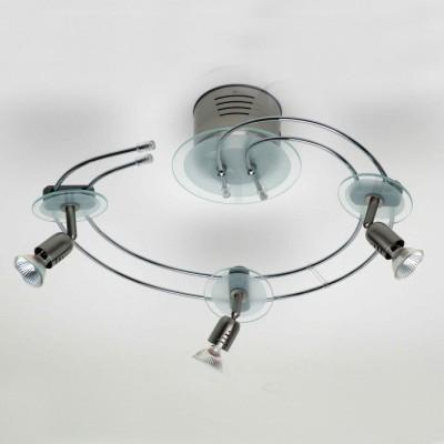 Люстра Brilliant G14433/13 Kos GlasТройные<br>Светильники-споты – это оригинальные изделия с современным дизайном. Они позволяют не ограничивать свою фантазию при выборе освещения для интерьера. Такие модели обеспечивают достаточно качественный свет. Благодаря компактным размерам Вы можете использовать несколько спотов для одного помещения. <br>Интернет-магазин «Светодом» предлагает необычный светильник-спот Brilliant G14433/13 по привлекательной цене. Эта модель станет отличным дополнением к люстре, выполненной в том же стиле. Перед оформлением заказа изучите характеристики изделия. <br>Купить светильник-спот Brilliant G14433/13 в нашем онлайн-магазине Вы можете либо с помощью формы на сайте, либо по указанным выше телефонам. Обратите внимание, что мы предлагаем доставку не только по Москве и Екатеринбургу, но и всем остальным российским городам.<br><br>S освещ. до, м2: 7<br>Тип лампы: галогенная / LED-светодиодная<br>Тип цоколя: GU5.3 (MR16)<br>Количество ламп: 3<br>MAX мощность ламп, Вт: 35<br>Диаметр, мм мм: 460