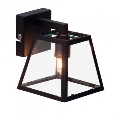 Светильник настенный Brilliant G25710/06 BedfordКованые<br><br><br>Тип лампы: галогенная<br>Тип цоколя: G9<br>Количество ламп: 1<br>Ширина, мм: 125<br>MAX мощность ламп, Вт: 33<br>Длина, мм: 125<br>Высота, мм: 125<br>Цвет арматуры: черный