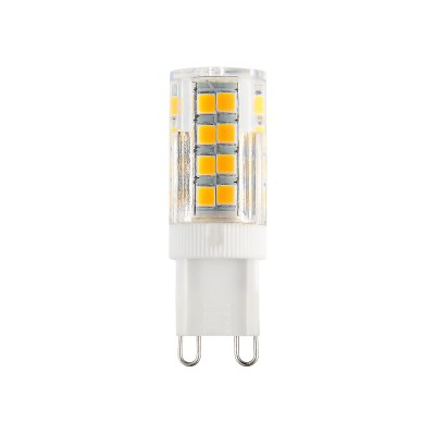 Светодиодная лампа G9 LED 7W 220V 4200K ЭлектростандартСветодиодные лампы g9 цоколь 220v<br>Компания «Светодом» предлагает широкий ассортимент люстр от известных производителей. Представленные в нашем каталоге товары выполнены из современных материалов и обладают отличным качеством. Благодаря широкому ассортименту Вы сможете найти у нас люстру под любой интерьер. Мы предлагаем как классические варианты, так и современные модели, отличающиеся лаконичностью и простотой форм.