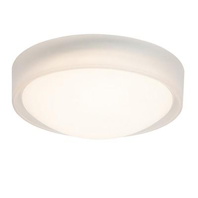 Светильник потолочный Brilliant G94224/70 ToniaКруглые<br>Настенно-потолочные светильники – это универсальные осветительные варианты, которые подходят для вертикального и горизонтального монтажа. В интернет-магазине «Светодом» Вы можете приобрести подобные модели по выгодной стоимости. В нашем каталоге представлены как бюджетные варианты, так и эксклюзивные изделия от производителей, которые уже давно заслужили доверие дизайнеров и простых покупателей.  Настенно-потолочный светильник Brilliant G94224/70 станет прекрасным дополнением к основному освещению. Благодаря качественному исполнению и применению современных технологий при производстве эта модель будет радовать Вас своим привлекательным внешним видом долгое время. Приобрести настенно-потолочный светильник Brilliant G94224/70 можно, находясь в любой точке России.<br><br>S освещ. до, м2: 4<br>Цветовая t, К: 3000<br>Тип лампы: LED<br>Тип цоколя: LED<br>Цвет арматуры: белый<br>Количество ламп: 1<br>Диаметр, мм мм: 255<br>Высота, мм: 100<br>MAX мощность ламп, Вт: 10W