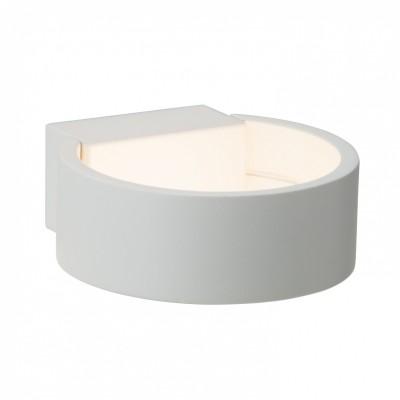 Светильникнастенный Brilliant G94337/05 FREEХай-тек<br><br><br>Количество ламп: 1<br>Ширина, мм: 135<br>MAX мощность ламп, Вт: 6W<br>Расстояние от стены, мм: 140<br>Высота, мм: 50<br>Цвет арматуры: белый