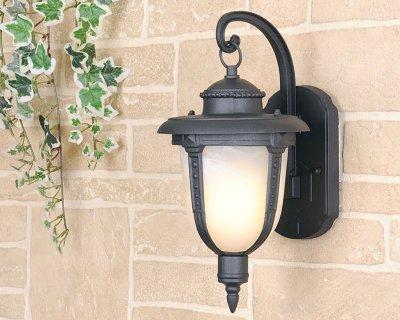 Светильник Elektrostandart Atlas D (GLYF-2010D) черныйНастенные<br>Мощность: 60 Вт Цоколь: Е27 Питание: 220-240 В / 50 Гц Пылевлагозащищенность: IP 44 Размер: 200 х 165 х 315 мм  Упаковка: 6 шт.<br><br>Крепление: настенное<br>Тип лампы: накаливания / энергосбережения / LED-светодиодная<br>Тип цоколя: Е27<br>Цвет арматуры: черный<br>Количество ламп: 1<br>Ширина, мм: 165<br>Расстояние от стены, мм: 200<br>Высота, мм: 315<br>Оттенок (цвет): серый<br>MAX мощность ламп, Вт: 60