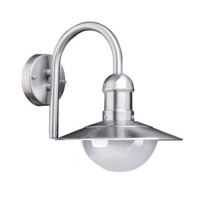Светильник GPL-213DN E27 15Вт IP44 нержавеющая сталь, плафон-прозрачный PCНастенные<br>Обеспечение качественного уличного освещения – важная задача для владельцев коттеджей. Компания «Светодом» предлагает современные светильники, которые порадуют Вас отличным исполнением. В нашем каталоге представлена продукция известных производителей, пользующихся популярностью благодаря высокому качеству выпускаемых товаров. <br> Уличный светильник Degran GPL-213DN E27 15Вт IP44 нержавеющая сталь, плафон-прозрачный PC не просто обеспечит качественное освещение, но и станет украшением Вашего участка. Модель выполнена из современных материалов и имеет влагозащитный корпус, благодаря которому ей не страшны осадки. <br> Купить уличный светильник Degran GPL-213DN E27 15Вт IP44 нержавеющая сталь, плафон-прозрачный PC, представленный в нашем каталоге, можно с помощью онлайн-формы для заказа. Чтобы задать имеющиеся вопросы, звоните нам по указанным телефонам.<br><br>Тип лампы: накаливания / энергосбережения / LED-светодиодная<br>Тип цоколя: E27<br>Ширина, мм: 310<br>Высота, мм: 300<br>MAX мощность ламп, Вт: 15