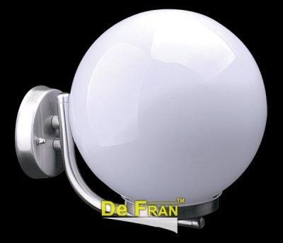 Светильник GPL-062UP E27 60Вт IP44 нержавеющая стальНастенные<br>Обеспечение качественного уличного освещения – важная задача для владельцев коттеджей. Компания «Светодом» предлагает современные светильники, которые порадуют Вас отличным исполнением. В нашем каталоге представлена продукция известных производителей, пользующихся популярностью благодаря высокому качеству выпускаемых товаров. <br> Уличный светильник Degran GPL-062UP E27 60Вт IP44 нержавеющая сталь, плафон-матовый шар PMMA-250мм не просто обеспечит качественное освещение, но и станет украшением Вашего участка. Модель выполнена из современных материалов и имеет влагозащитный корпус, благодаря которому ей не страшны осадки. <br> Купить уличный светильник Degran GPL-062UP E27 60Вт IP44 нержавеющая сталь, плафон-матовый шар PMMA-250мм, представленный в нашем каталоге, можно с помощью онлайн-формы для заказа. Чтобы задать имеющиеся вопросы, звоните нам по указанным телефонам.<br><br>Тип лампы: накаливания / энергосбережения / LED-светодиодная<br>Тип цоколя: E27<br>Ширина, мм: 330<br>MAX мощность ламп, Вт: 60<br>Высота, мм: 295