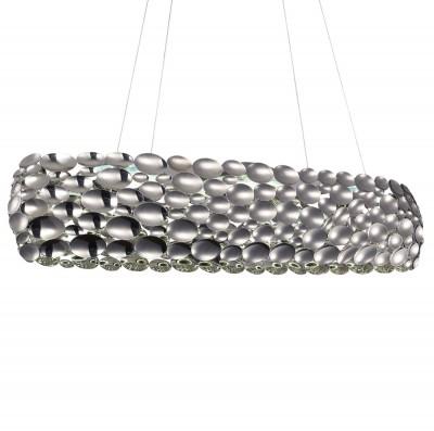 Люстра Crystal lux GRANADA SP10 1930/310современные подвесные люстры модерн<br>Компания «Светодом» предлагает широкий ассортимент люстр от известных производителей. Представленные в нашем каталоге товары выполнены из современных материалов и обладают отличным качеством. Благодаря широкому ассортименту Вы сможете найти у нас люстру под любой интерьер. Мы предлагаем как классические варианты, так и современные модели, отличающиеся лаконичностью и простотой форм.  Стильная люстра Crystal lux GRANADA SP10 станет украшением любого дома. Эта модель от известного производителя не оставит равнодушным ценителей красивых и оригинальных предметов интерьера. Люстра Crystal lux GRANADA SP10 обеспечит равномерное распределение света по всей комнате. При выборе обратите внимание на характеристики, позволяющие приобрести наиболее подходящую модель. Купить понравившуюся люстру по доступной цене Вы можете в интернет-магазине «Светодом».<br><br>Установка на натяжной потолок: Да<br>S освещ. до, м2: 30<br>Тип цоколя: G9<br>Цвет арматуры: Серебристый хром<br>Количество ламп: 10<br>Ширина, мм: 200<br>Длина, мм: 1000<br>Высота, мм: 200<br>MAX мощность ламп, Вт: 60