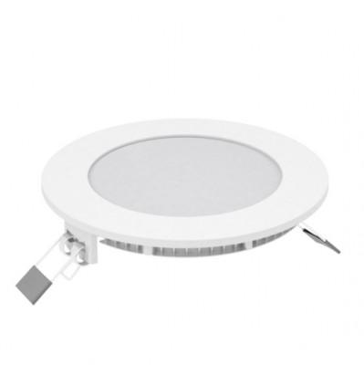 Светодиодный встраиваемый светильник Gauss ультратонкий круглый IP20 6W 2700KКруглые LED<br>Встраиваемые светильники – популярное осветительное оборудование, которое можно использовать в качестве основного источника или в дополнение к люстре. Они позволяют создать нужную атмосферу атмосферу и привнести в интерьер уют и комфорт.   Интернет-магазин «Светодом» предлагает стильный встраиваемый светильник Gauss 939111106 6W 2700K ультратонкий круглый IP20. Данная модель достаточно универсальна, поэтому подойдет практически под любой интерьер. Перед покупкой не забудьте ознакомиться с техническими параметрами, чтобы узнать тип цоколя, площадь освещения и другие важные характеристики.   Приобрести встраиваемый светильник Gauss 939111106 6W 2700K ультратонкий круглый IP20 в нашем онлайн-магазине Вы можете либо с помощью «Корзины», либо по контактным номерам. Мы развозим заказы по Москве, Екатеринбургу и остальным российским городам.<br><br>Цветовая t, К: 2700<br>Тип лампы: LED<br>Тип цоколя: LED<br>Цвет арматуры: белый<br>Диаметр, мм мм: 120<br>Выступ, мм: 13<br>MAX мощность ламп, Вт: 6