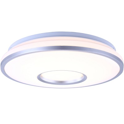 Светильник Globo 41635 Turdusкруглые светильники<br>Настенно-потолочные светильники – это универсальные осветительные варианты, которые подходят для вертикального и горизонтального монтажа. В интернет-магазине «Светодом» Вы можете приобрести подобные модели по выгодной стоимости. В нашем каталоге представлены как бюджетные варианты, так и эксклюзивные изделия от производителей, которые уже давно заслужили доверие дизайнеров и простых покупателей.  Настенно-потолочный светильник Globo 41635 станет прекрасным дополнением к основному освещению. Благодаря качественному исполнению и применению современных технологий при производстве эта модель будет радовать Вас своим привлекательным внешним видом долгое время. Приобрести настенно-потолочный светильник Globo 41635 можно, находясь в любой точке России.<br><br>S освещ. до, м2: 8<br>Цветовая t, К: 2400-2800<br>Тип лампы: накаливания / энергосберегающая / светодиодная<br>Тип цоколя: LED<br>Цвет арматуры: белый<br>Количество ламп: 1<br>Диаметр, мм мм: 390<br>Высота, мм: 85<br>Поверхность арматуры: матовый<br>MAX мощность ламп, Вт: 21