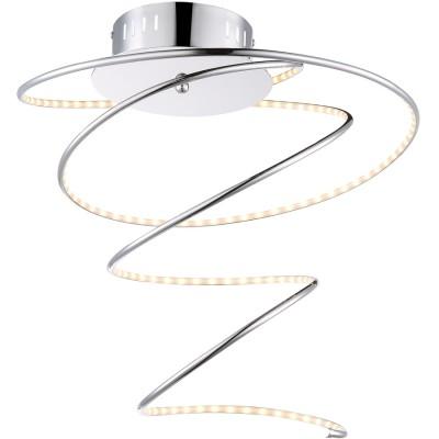 Светильник Globo 67814D RebelПотолочные<br>Настенно-потолочные светильники – это универсальные осветительные варианты, которые подходят для вертикального и горизонтального монтажа. В интернет-магазине «Светодом» Вы можете приобрести подобные модели по выгодной стоимости. В нашем каталоге представлены как бюджетные варианты, так и эксклюзивные изделия от производителей, которые уже давно заслужили доверие дизайнеров и простых покупателей.  Настенно-потолочный светильник Globo 67814D станет прекрасным дополнением к основному освещению. Благодаря качественному исполнению и применению современных технологий при производстве эта модель будет радовать Вас своим привлекательным внешним видом долгое время.  Приобрести настенно-потолочный светильник Globo 67814D можно, находясь в любой точке России. Компания «Светодом» осуществляет доставку заказов не только по Москве и Екатеринбургу, но и в остальные города.<br><br>Установка на натяжной потолок: Да<br>S освещ. до, м2: 8<br>Цветовая t, К: 3000<br>Тип лампы: LED<br>Тип цоколя: LED<br>Цвет арматуры: серый<br>Количество ламп: 1<br>Диаметр, мм мм: 500<br>Высота, мм: 500<br>Поверхность арматуры: матовый, глянцевый<br>MAX мощность ламп, Вт: 19