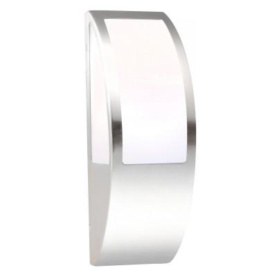 Светильник Globo 32092 CornusСовременные<br><br><br>Тип лампы: накал-я - энергосбер-я<br>Тип цоколя: E27<br>Цвет арматуры: серебристый<br>Количество ламп: 1<br>Ширина, мм: 95<br>Длина, мм: 80<br>Высота, мм: 253<br>MAX мощность ламп, Вт: 11