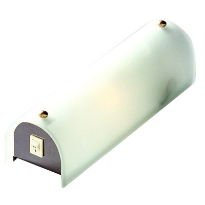 Светильник белый Globo 4100 LineДлинные<br>Настенно потолочный светильник Globo (Глобо) 4100 подходит как для установки в вертикальном положении - на стены, так и для установки в горизонтальном - на потолок. Для установки настенно потолочных светильников на натяжной потолок необходимо использовать светодиодные лампы LED, которые экономнее ламп Ильича (накаливания) в 10 раз, выделяют мало тепла и не дадут расплавиться Вашему потолку.<br><br>S освещ. до, м2: 2<br>Тип товара: Светильник настенно-потолочный<br>Тип лампы: накаливания / энергосбережения / LED-светодиодная<br>Тип цоколя: E14<br>Количество ламп: 1<br>Ширина, мм: 70<br>MAX мощность ламп, Вт: 40<br>Длина, мм: 250<br>Высота, мм: 75<br>Цвет арматуры: серебристый