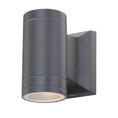 Светильник бра Globo 32028 GantarУличные настенные светильники<br>Обеспечение качественного уличного освещения – важная задача для владельцев коттеджей. Компания «Светодом» предлагает современные светильники, которые порадуют Вас отличным исполнением. В нашем каталоге представлена продукция известных производителей, пользующихся популярностью благодаря высокому качеству выпускаемых товаров. <br> Уличный светильник Globo 32028 не просто обеспечит качественное освещение, но и станет украшением Вашего участка. Модель выполнена из современных материалов и имеет влагозащитный корпус, благодаря которому ей не страшны осадки. <br> Купить уличный светильник Globo 32028, представленный в нашем каталоге, можно с помощью онлайн-формы для заказа. Чтобы задать имеющиеся вопросы, звоните нам по указанным телефонам.<br><br>Тип лампы: галогенная / LED-светодиодная<br>Тип цоколя: GU10 LED<br>Цвет арматуры: серый<br>Количество ламп: 1<br>Ширина, мм: 65<br>Длина, мм: 65<br>Высота, мм: 128<br>MAX мощность ламп, Вт: 5