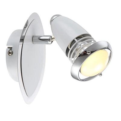 Светильник спот Globo 54342-1 DexterОдиночные<br>Светильники-споты – это оригинальные изделия с современным дизайном. Они позволяют не ограничивать свою фантазию при выборе освещения для интерьера. Такие модели обеспечивают достаточно качественный свет. Благодаря компактным размерам Вы можете использовать несколько спотов для одного помещения. <br>Интернет-магазин «Светодом» предлагает необычный светильник-спот Globo 54342-1 по привлекательной цене. Эта модель станет отличным дополнением к люстре, выполненной в том же стиле. Перед оформлением заказа изучите характеристики изделия. <br>Купить светильник-спот Globo 54342-1 в нашем онлайн-магазине Вы можете либо с помощью формы на сайте, либо по указанным выше телефонам. Обратите внимание, что у нас склады не только в Москве и Екатеринбурге, но и других городах России.<br><br>S освещ. до, м2: 2<br>Тип лампы: галогенная / LED-светодиодная<br>Тип цоколя: E14 R50LED<br>Цвет арматуры: серебристый<br>Количество ламп: 1<br>Ширина, мм: 90<br>Длина, мм: 90<br>Высота, мм: 140<br>MAX мощность ламп, Вт: 4