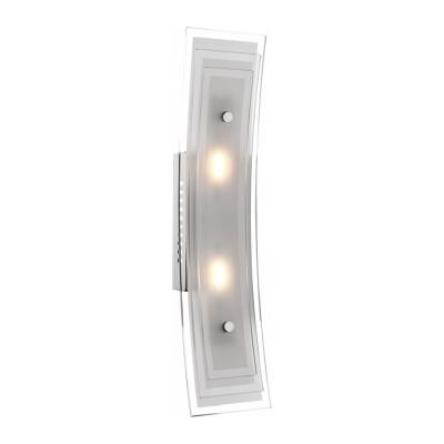 Светильник Globo 68105-2D Dylanпрямоугольные светильники<br>Настенно-потолочные светильники – это универсальные осветительные варианты, которые подходят для вертикального и горизонтального монтажа. В интернет-магазине «Светодом» Вы можете приобрести подобные модели по выгодной стоимости. В нашем каталоге представлены как бюджетные варианты, так и эксклюзивные изделия от производителей, которые уже давно заслужили доверие дизайнеров и простых покупателей. <br>Настенно-потолочный светильник Globo Globo 68105-2D станет прекрасным дополнением к основному освещению. Благодаря качественному исполнению и применению современных технологий при производстве эта модель будет радовать Вас своим привлекательным внешним видом долгое время. <br>Приобрести настенно-потолочный светильник Globo Globo 68105-2D можно, находясь в любой точке России.<br><br>S освещ. до, м2: 6<br>Тип лампы: LED - светодиодная<br>Тип цоколя: LED<br>Цвет арматуры: серебристый<br>Количество ламп: 2<br>Ширина, мм: 100<br>Длина, мм: 420<br>Высота, мм: 100<br>MAX мощность ламп, Вт: 3