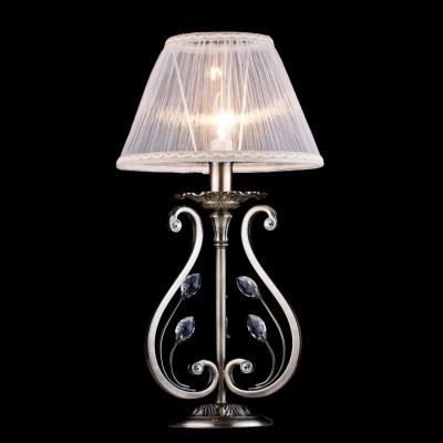 Светильник Maytoni H109-00-RКлассические<br>Настольная лампа – это не просто источник дополнительного освещения, но и оригинальный элемент декора. Его можно установить в спальне, гостиной, кабинете и других комнатах. Интернет-магазин «Светодом» предлагает настольные лампы разных стилей по доступным ценам. Благодаря большому ассортименту Вы обязательно найдете в нашем каталоге именно ту модель, которую искали.   Настольная лампа Maytoni H109-00-R – прекрасный вариант для завершения интерьера. Ее можно включить одновременно с люстрой для более яркого освещения или без нее для создания уютной атмосферы, настраивающей на отдых.   Купить настольную лампу Maytoni H109-00-R Вы можете с помощью виртуальной «Корзины» или по контактным номерам, указанным на сайте.<br><br>Тип лампы: Накаливания / энергосбережения / светодиодная<br>Тип цоколя: E14<br>Количество ламп: 1<br>MAX мощность ламп, Вт: 60<br>Диаметр, мм мм: 255<br>Высота, мм: 480<br>Цвет арматуры: бронзовый