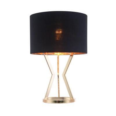Настольная лампа Maytoni H352-TL-01-G MontanaСовременные<br><br><br>Тип лампы: Накаливания / энергосбережения / светодиодная<br>Тип цоколя: E27<br>Цвет арматуры: золотой<br>Количество ламп: 1<br>Диаметр, мм мм: 300<br>Высота, мм: 443<br>MAX мощность ламп, Вт: 60